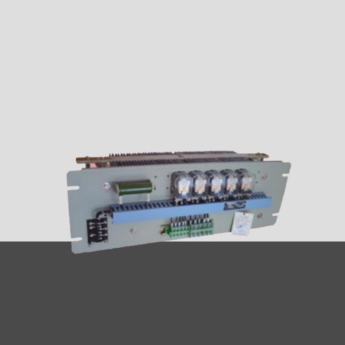 硅链自动调压装置手动