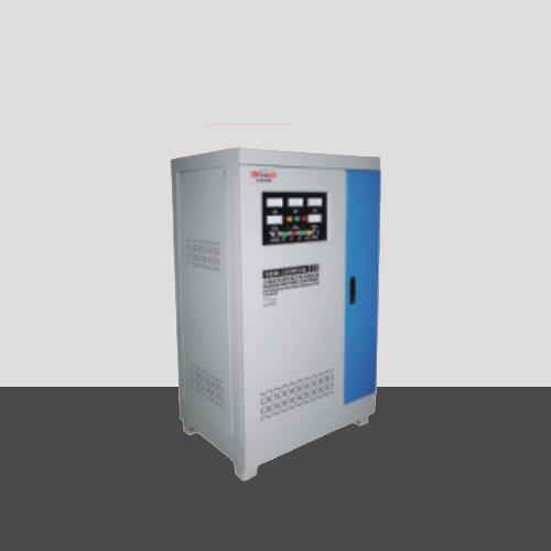 单、三项全自动补偿式电力稳压器
