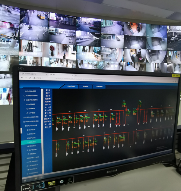 变电站智能监控运维系统