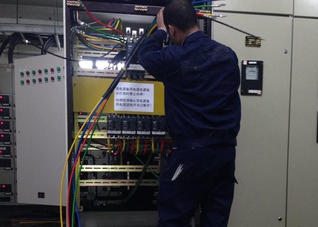 新东方大厦178直播间设备升级改造(图1)